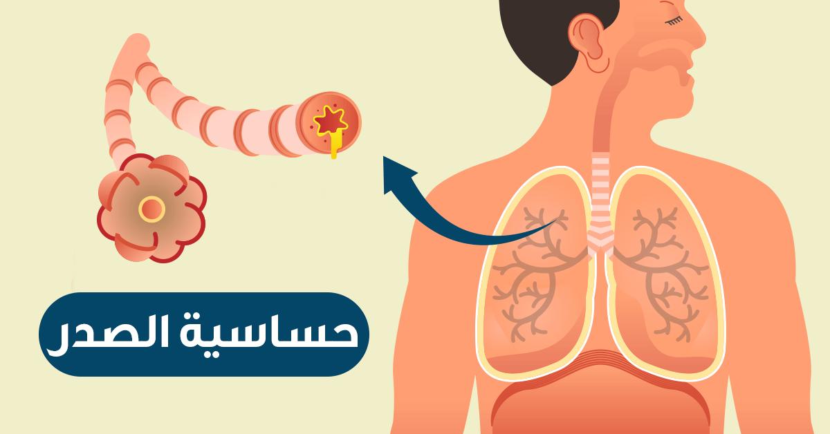 اشهر ادوية حساسية الصدر للكبار والصغار والدواء المناسب