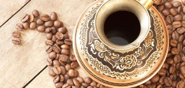 اسماء القهوة العربية