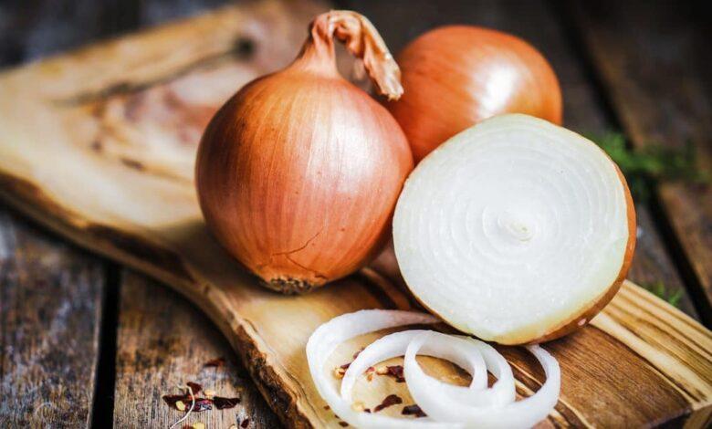 فوائد التبخر بقشر البصل