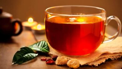 تجربتي مع الشاي الاحمر للتنحيف