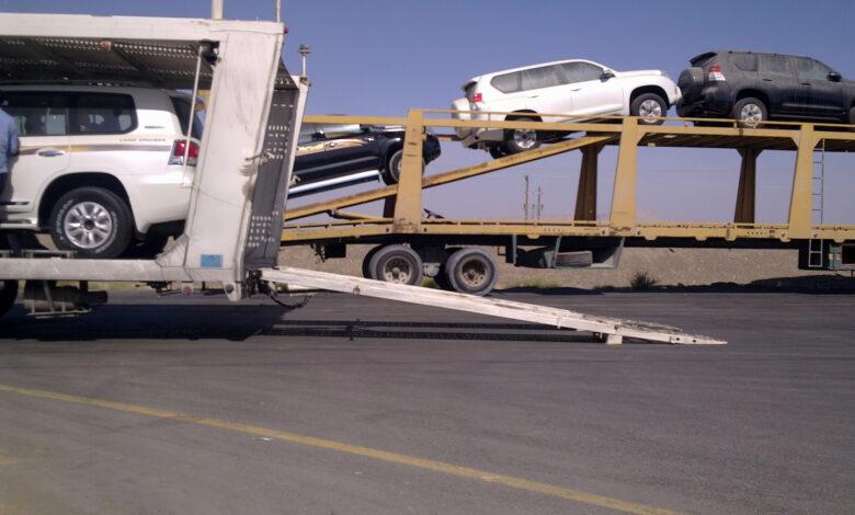 شركة شحن سيارات داخل السعودية