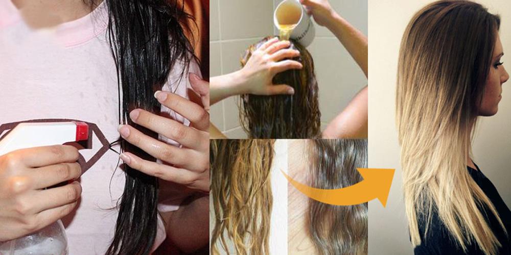 تجربتي مع ماء البابونج لتفتيح الشعر | فوائد البابونج للشعر 2021