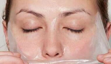 صورة اضرار ماسك الجيلاتين للبشرة | تجربتي مع ماسك الجيلاتين