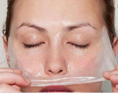 اضرار ماسك الجيلاتين للبشرة | تجربتي مع ماسك الجيلاتين
