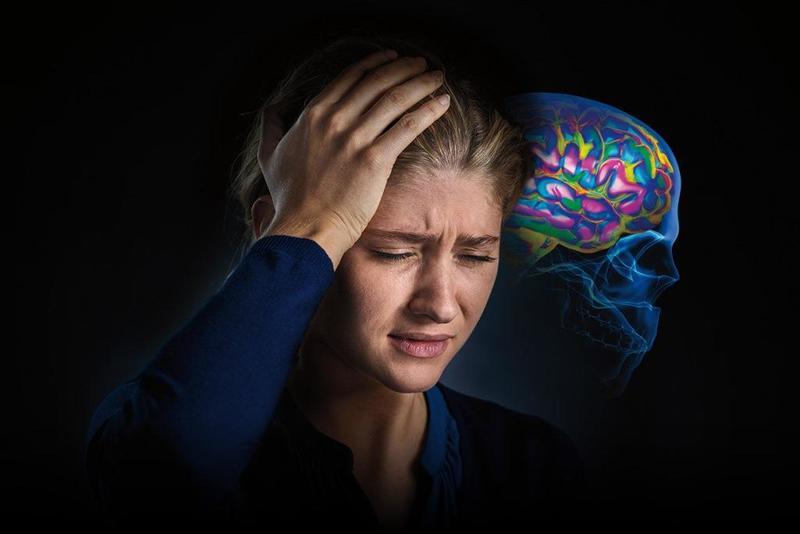 نقص الاکسجین في الدماغ