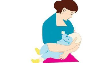 صورة حلمت اني احمل طفلة بين يدي للعزباء والمتزوجة والحامل