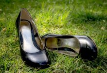 الحذاء في المنام للعزباء