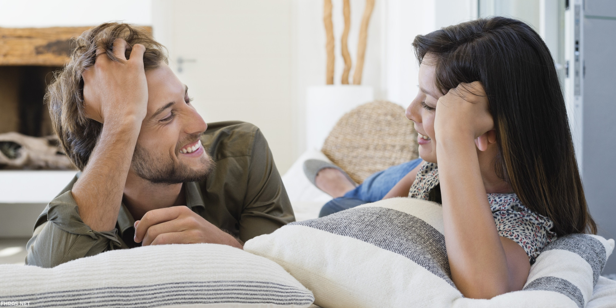 الرجل يعشق في المرأة اربعة أشياء | أشياء تعشقها المرأة في الرجل
