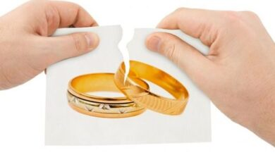 الطلاق في المنام بشارة خير