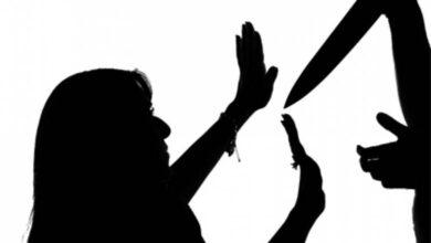 الهجوم بالسكين في المنام