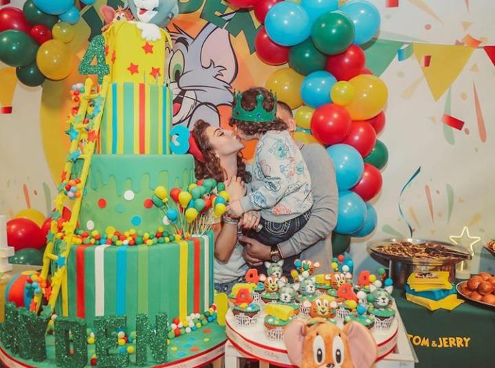 دعاء أم لابنها في عيد ميلاده