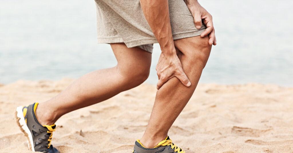 علاج الركبة بالثوم