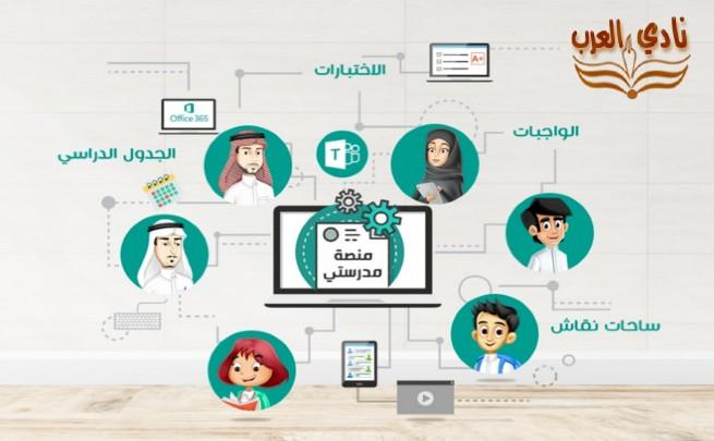 أهداف مبادرة مدرستي التعليمية الإلكترونية